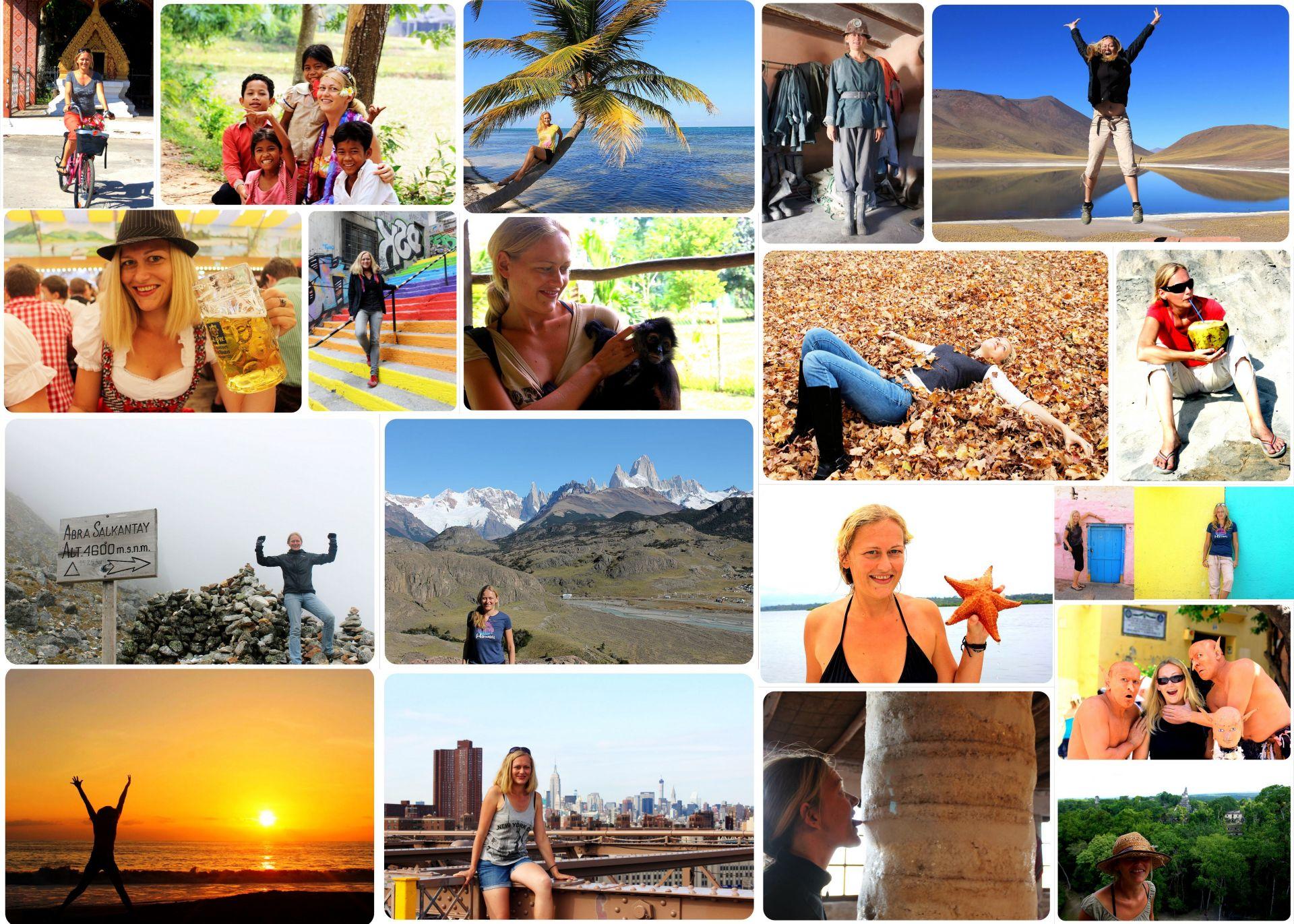 سفر دور دنیا