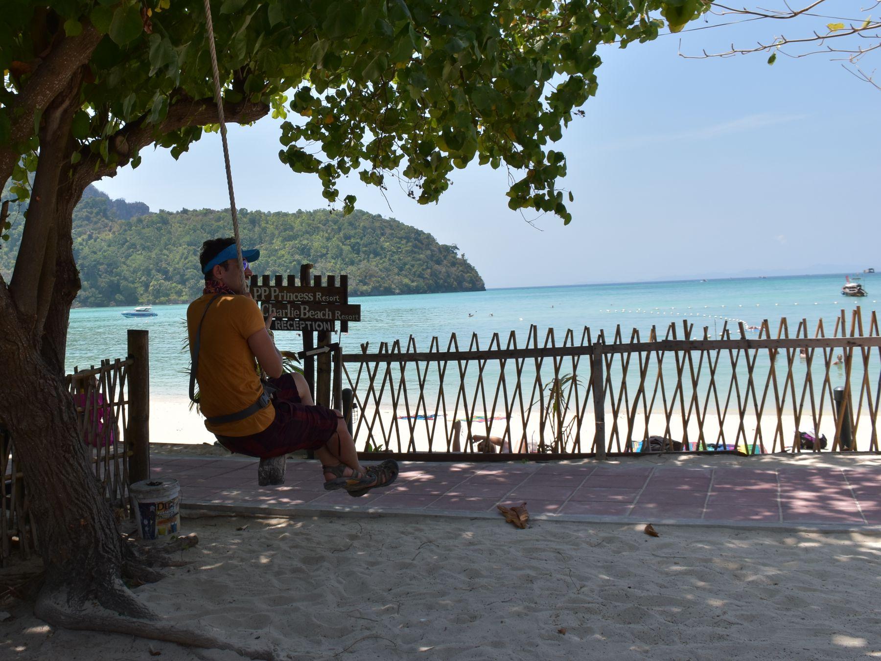 مملیکا در جزیره فی فی تایلند