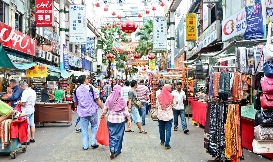 فرهنگ مردم کوالالامپور