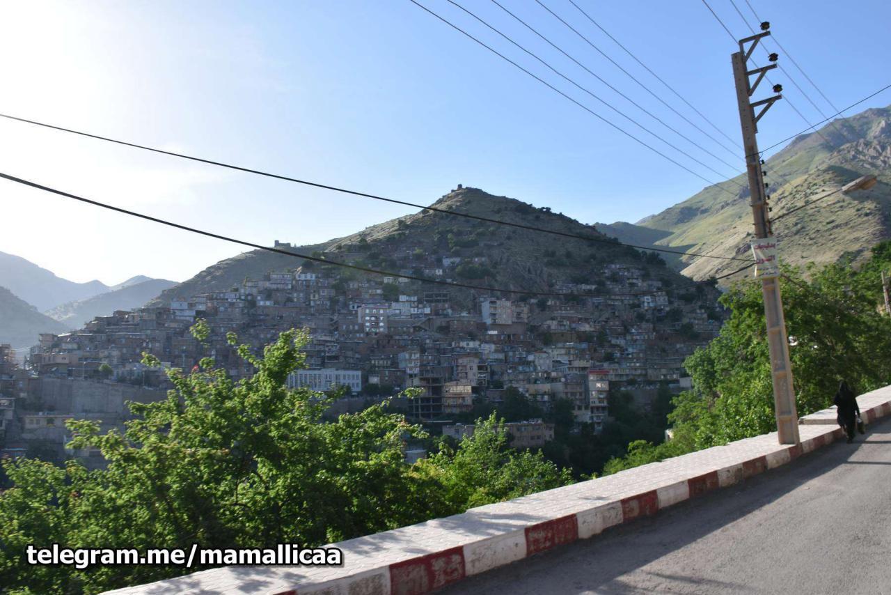 روستای نودشه