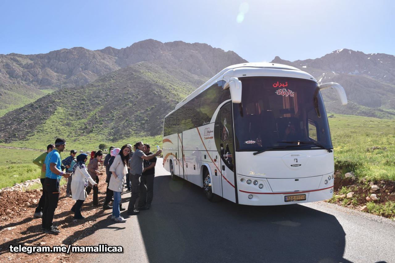 اتوبوس کردستان