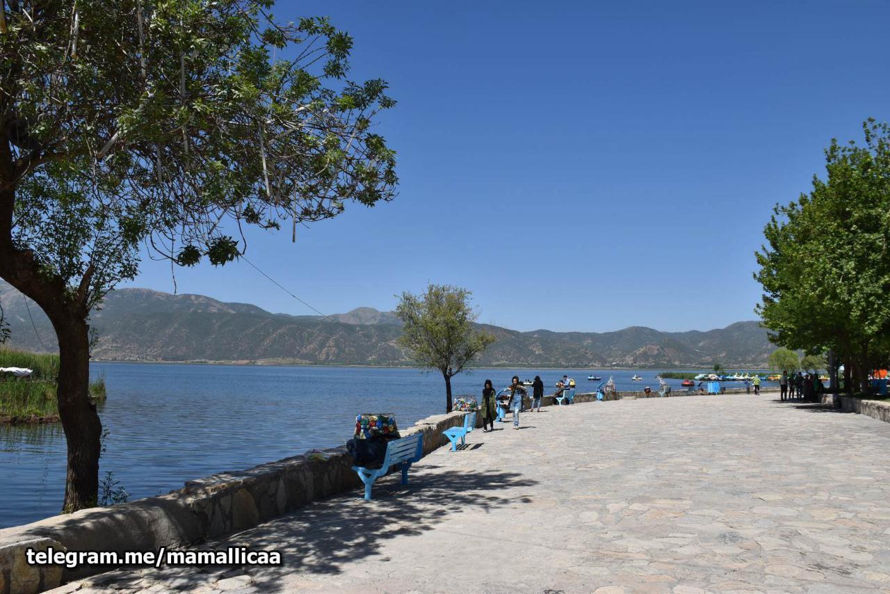 دریاچه مریوان