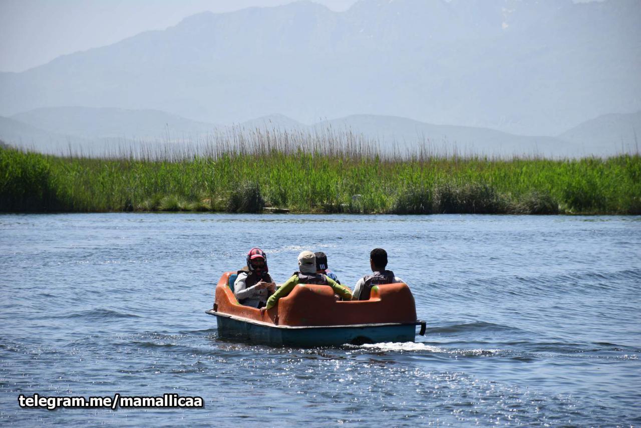 قایق سواری کردستان