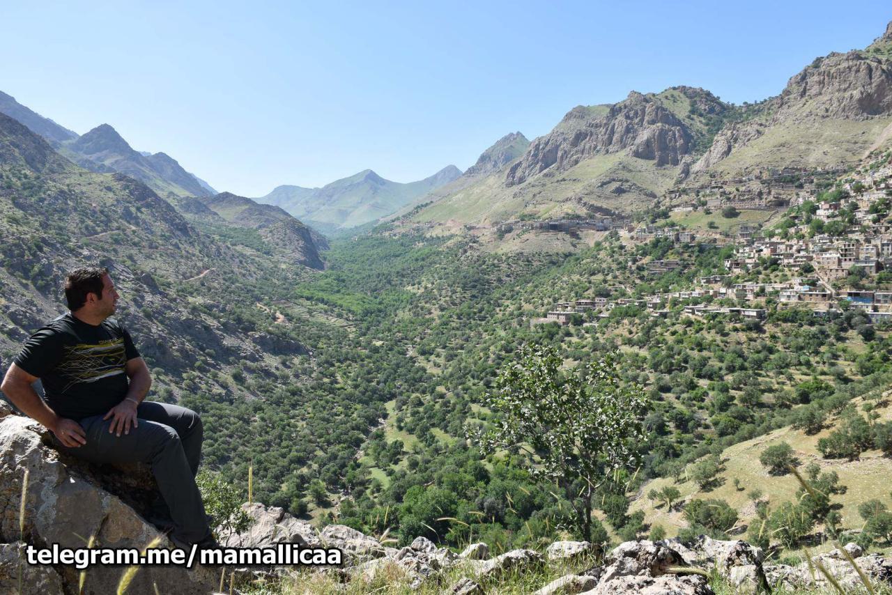 هورامانات کردستان