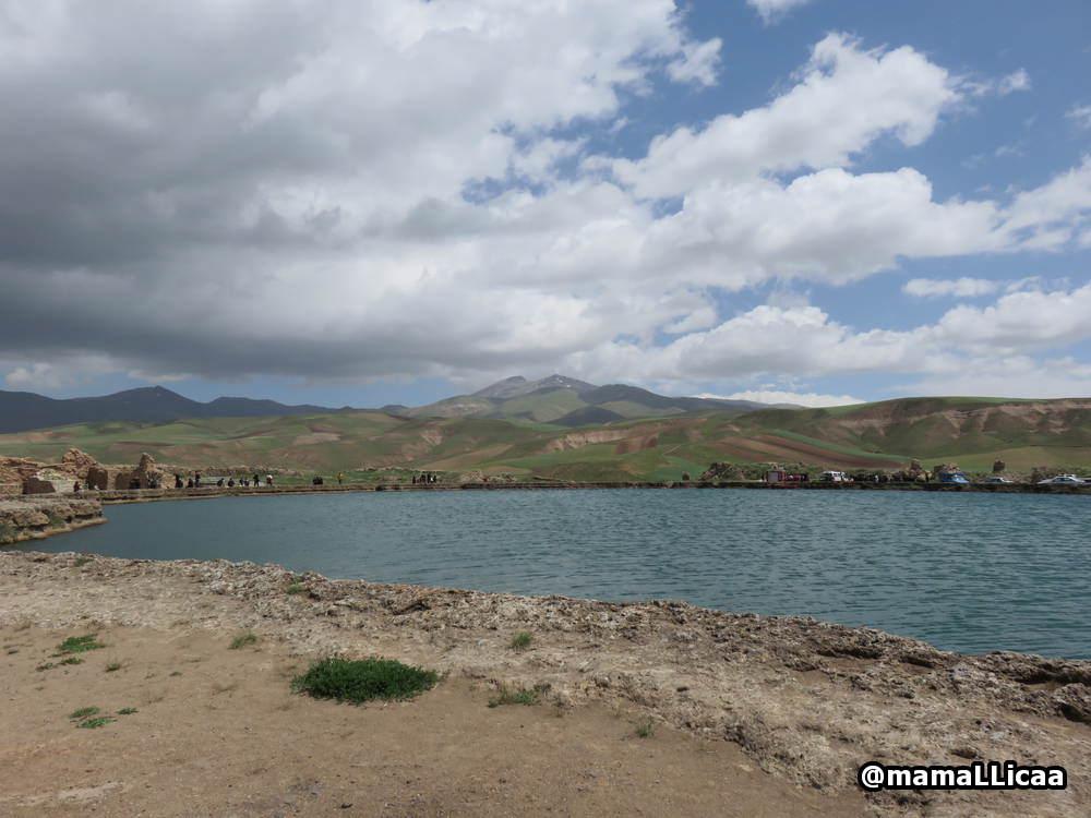 دریاچه تخت سلیمان