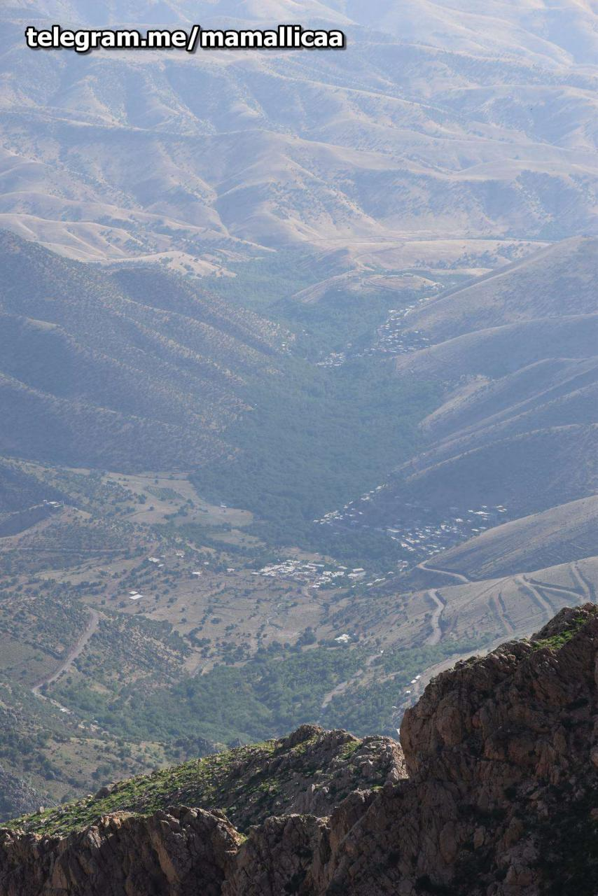 روستای مرزی کردستان