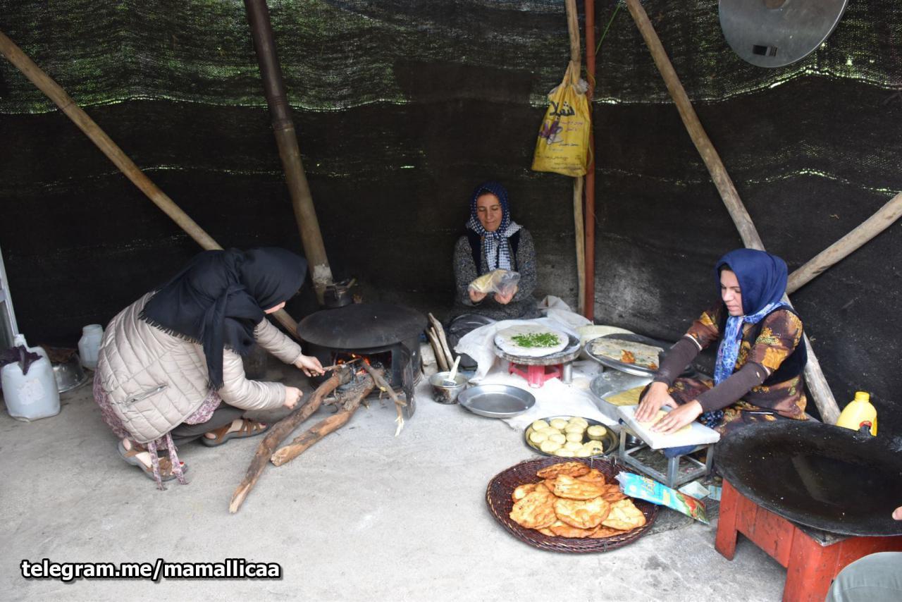 نان محلی کرمانشاه